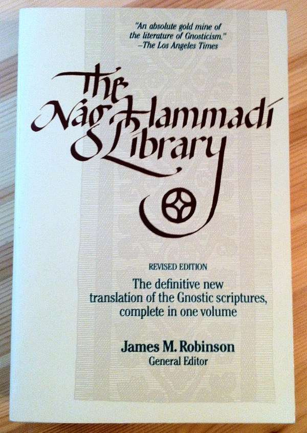 James M Robinson The Nag Hammadi Library from HarperCollins