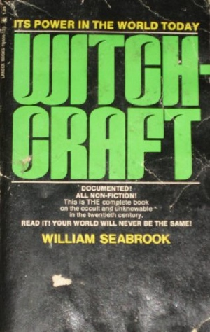 William Seabrook Witchcraft
