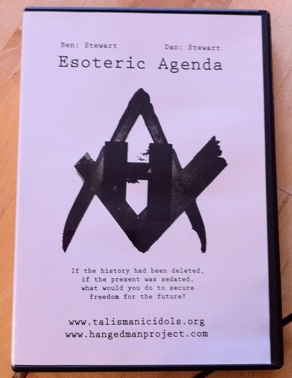 Ben Stewart Dan Stewart Esoteric Agenda from Talismanic Idols