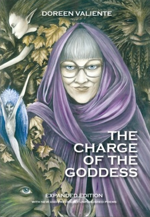 Doreen Valiente The Charge of the Goddess expanded edition
