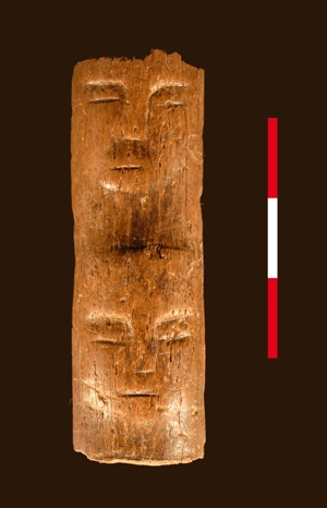 Ancient ritual wand in Syria from Ibanez et al
