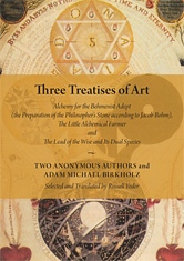Anonymous Adam Michael Birkholz Russell Yoder Three Treatises of Art from Salamander and Sons