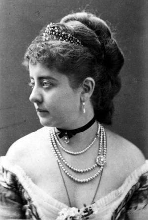 Ouida aka Maria Louise Ramée