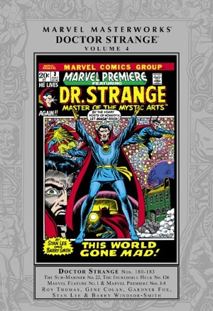 Roy Thomas Stan Lee et al Doctor Strange 4