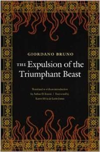 Giordano Bruno The Expulsion of the Triumphant Beast