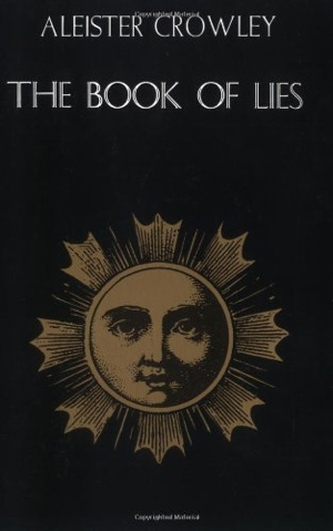 Aleister Crowley The Book of Lies from Samuel Weiser
