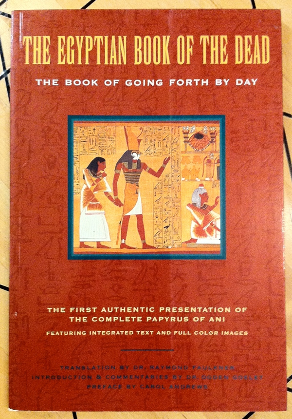 egyptian book of dead