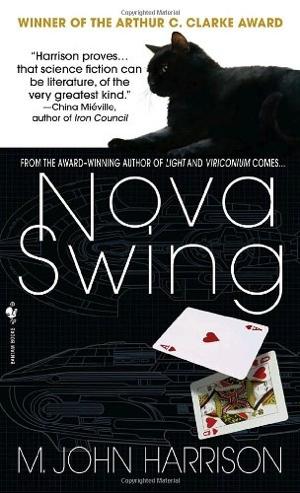 M John Harrison Nova Swing