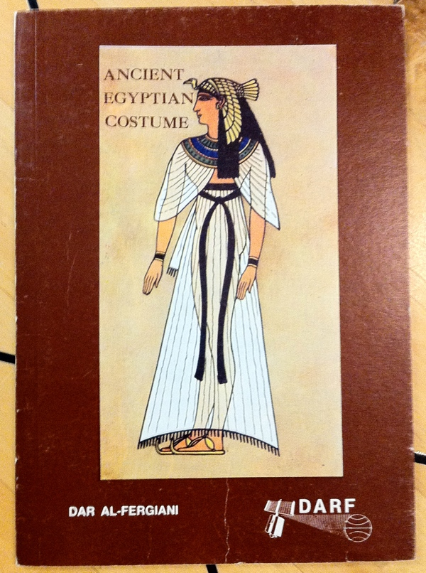 Mary G Houston Florence S Hornblower Ancient Egyptian Costume from Dar Al-Fergiani