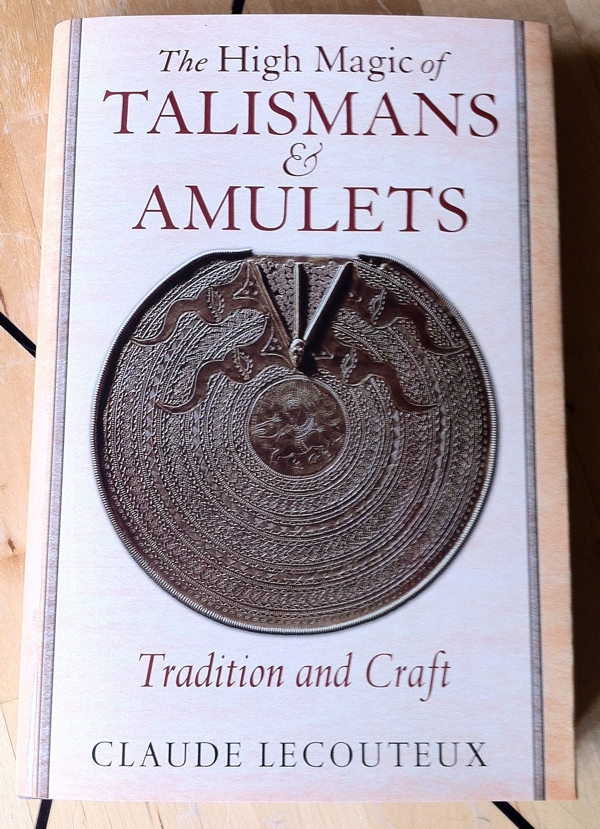 Claude Lecouteux The High Magic of Talismans and Amulets from Inner Traditions