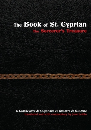 Jose Leitao The Book of St Cyprian from Hadean Press