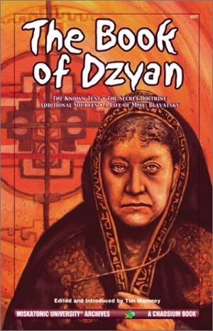 Tim Maroney The Book of Dzyan