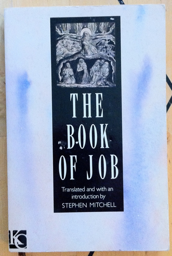 Stephen Mitchell The Book of Job