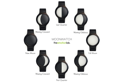 Moonwatch moon phases