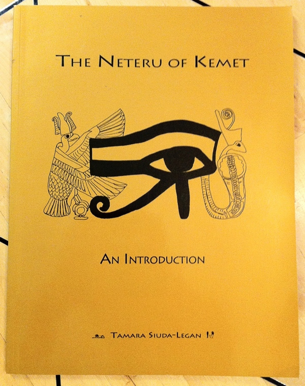 Tamara Siuda-Legan The Neteru of Kemet from Eschaton