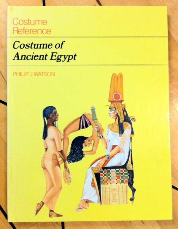 Philip Watson Costume of Ancient Egypt from Chelsea House