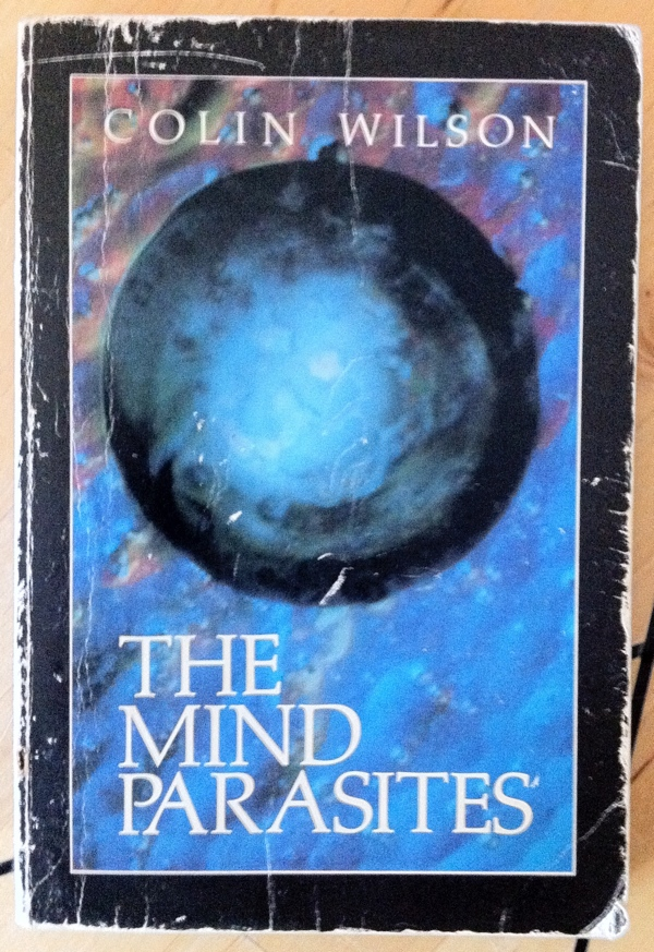 Colin Wilson The Mind Parasites from Oneiric 10th printing