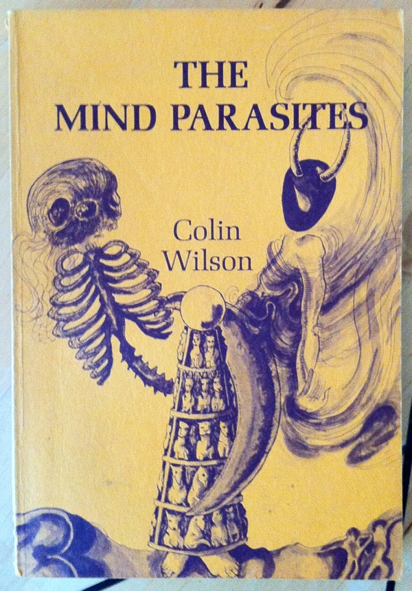 Colin Wilson The Mind Parasites from Oneiric 5th printing