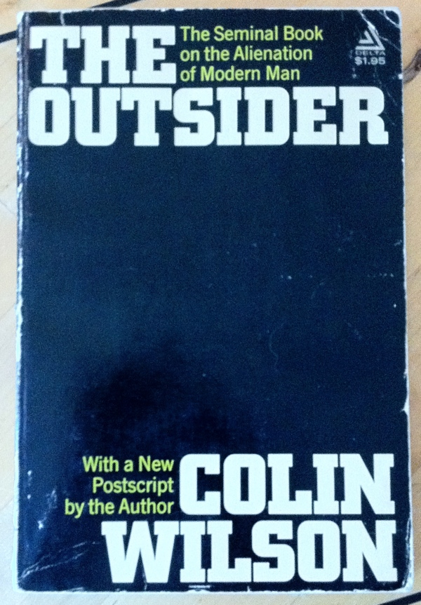 Colin Wilson The Outsider