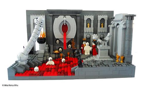 Mihai Mihu Dante's Inferno Lust