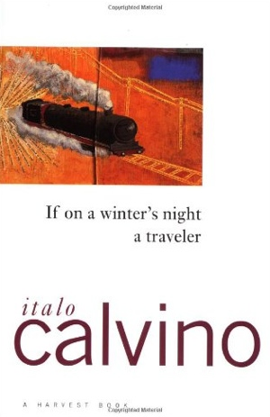 Italo Calvino If on a winter's night a traveler