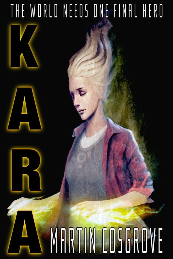 Martin Cosgrove KARA cover