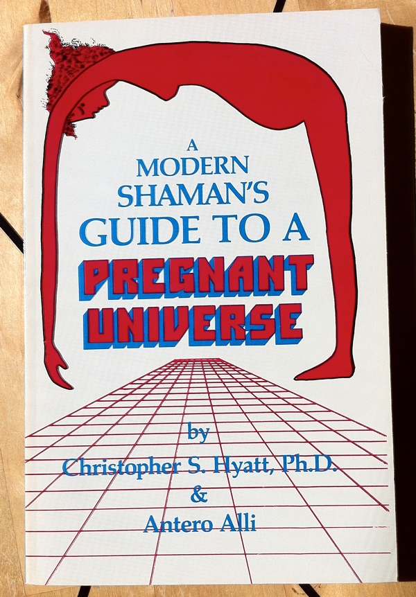 Christopher S Hyatt Antero Alli A Modern Shaman's Guide to a Pregnant Universe from Falcon Press