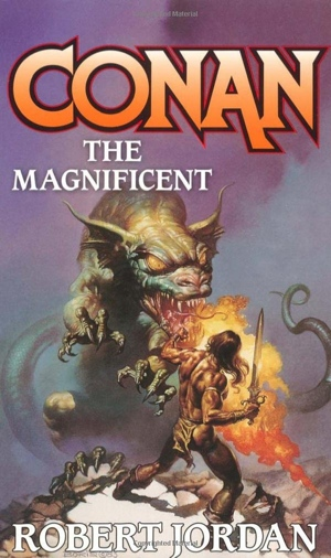 Robert Jordan Conan the Magnificent
