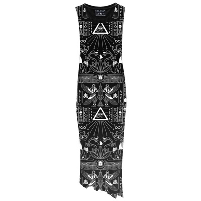 Killstar magick maxi dress