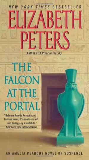 Elizabeth Peters The Falcon at the Portal