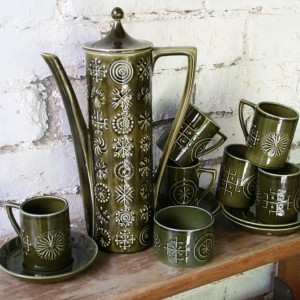 Portmeirion Totem coffee set from Totes Adore