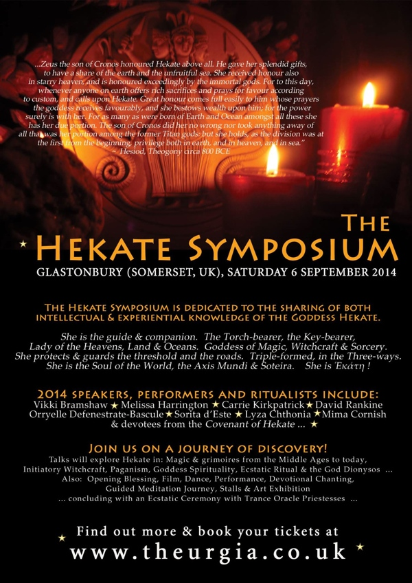 The Hekate Symposium 2014