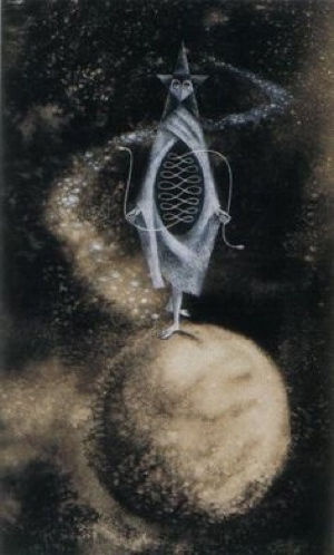Treadwell's in New York Night of the Witch Remedios Varo