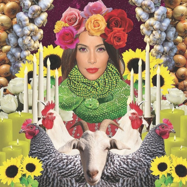 Hannah Kunkle Kim Kardashian Beautiful/Decay
