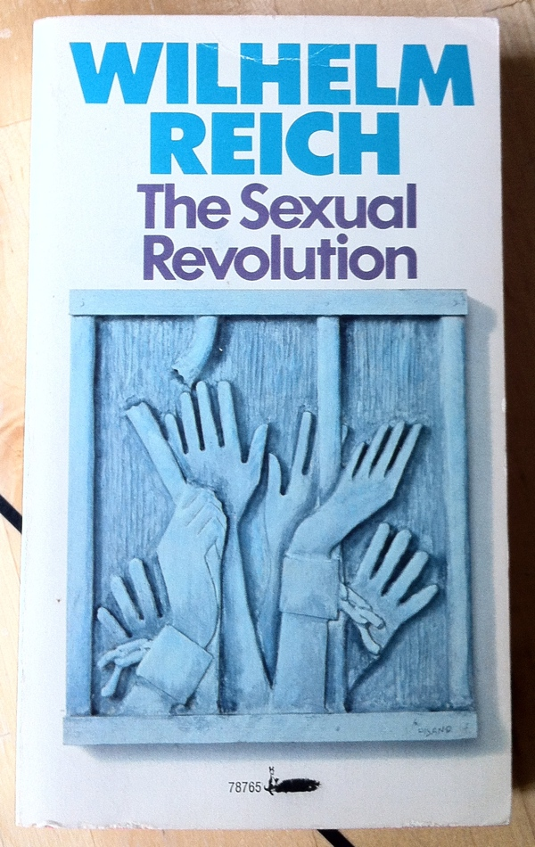 Wilhelm Reich The Sexual Revolution