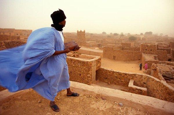 Smithonian Remi Benali Corbis Chinguetti Mauritania