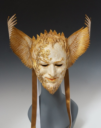 The Art of the Mask Lucifer
