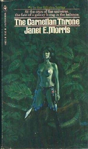 Janet Morris The Carnelian Throne