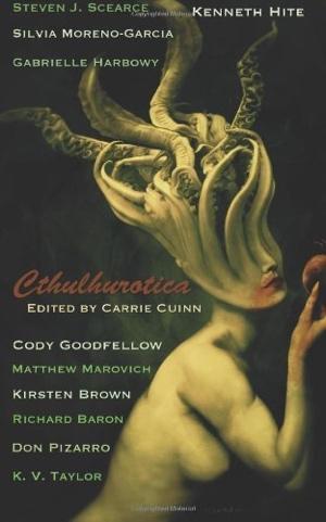 Carrie Cuinn Cthulhurotica