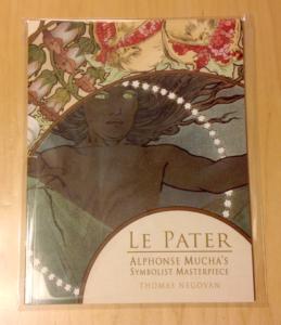 Century Guild Mucha Le Pater Book