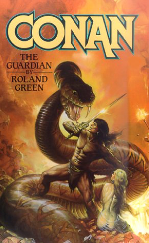 Roland Green Conan the Guardian