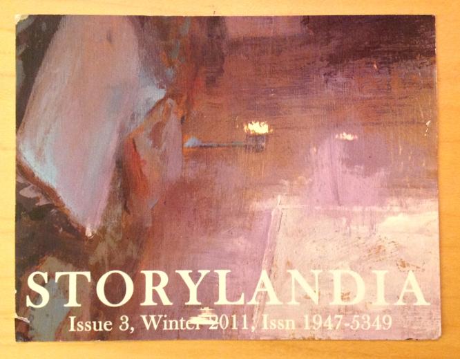 Wapshott Press Storylandia 3 2011 postcard