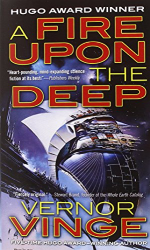 Vernor Vinge A Fire Upon the Deep