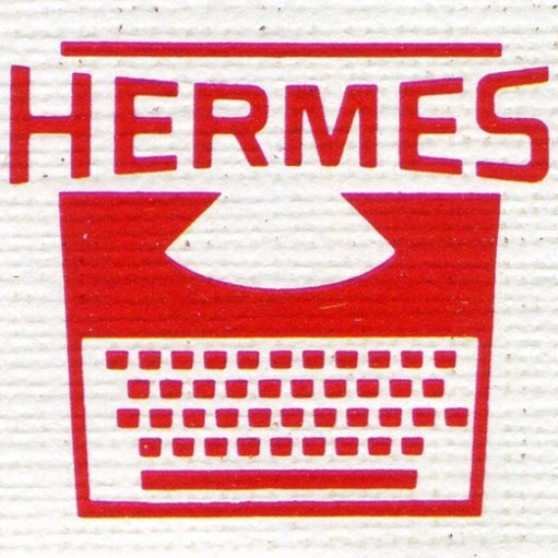 Hermetic Typewriter by Thomas Jude Barclay Morrison