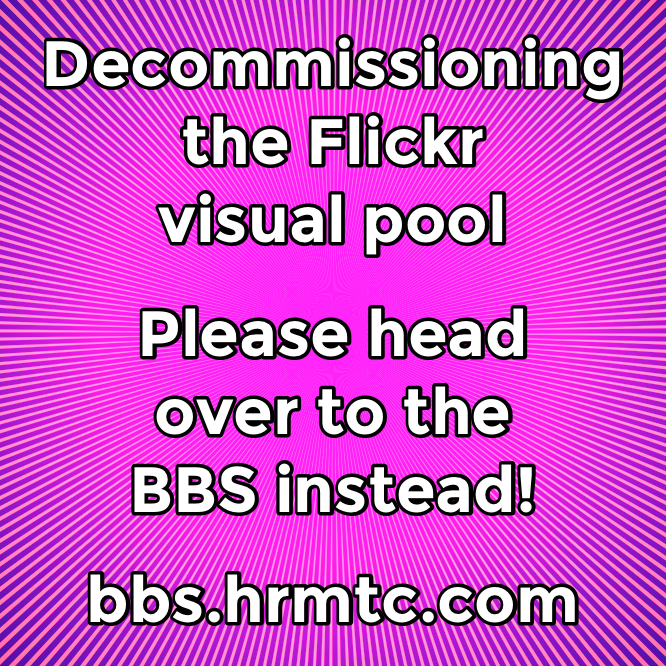 Decommisioning the Flickr visual pool