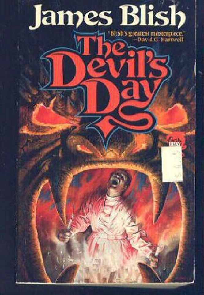 Blish The Devil's Day