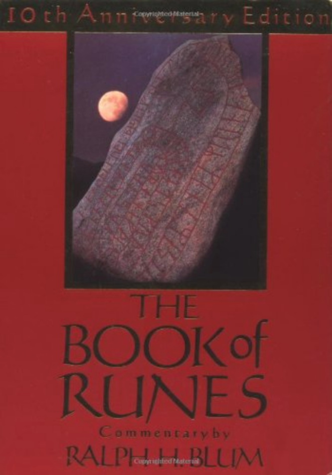 Blum The Book of Runes