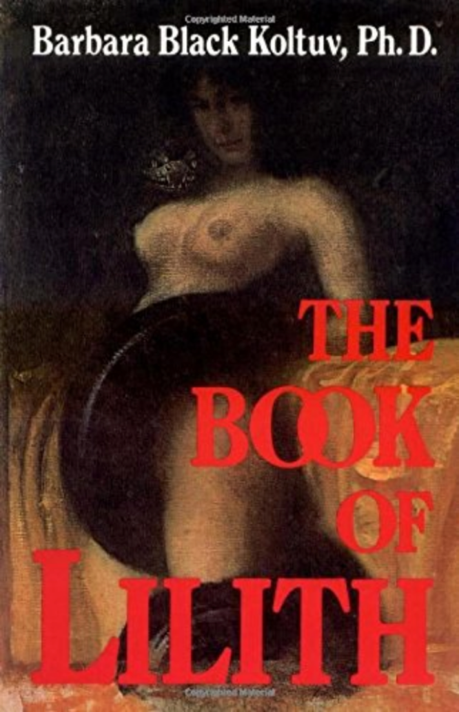 Koltuv The Book of Lilith