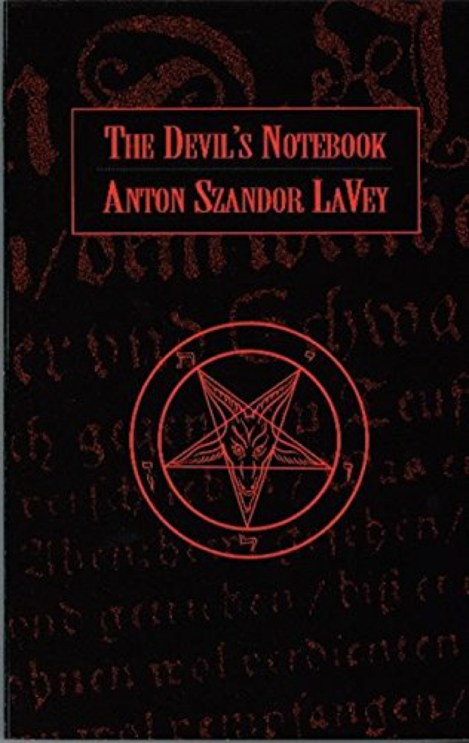 LaVey The Devil's Notebook