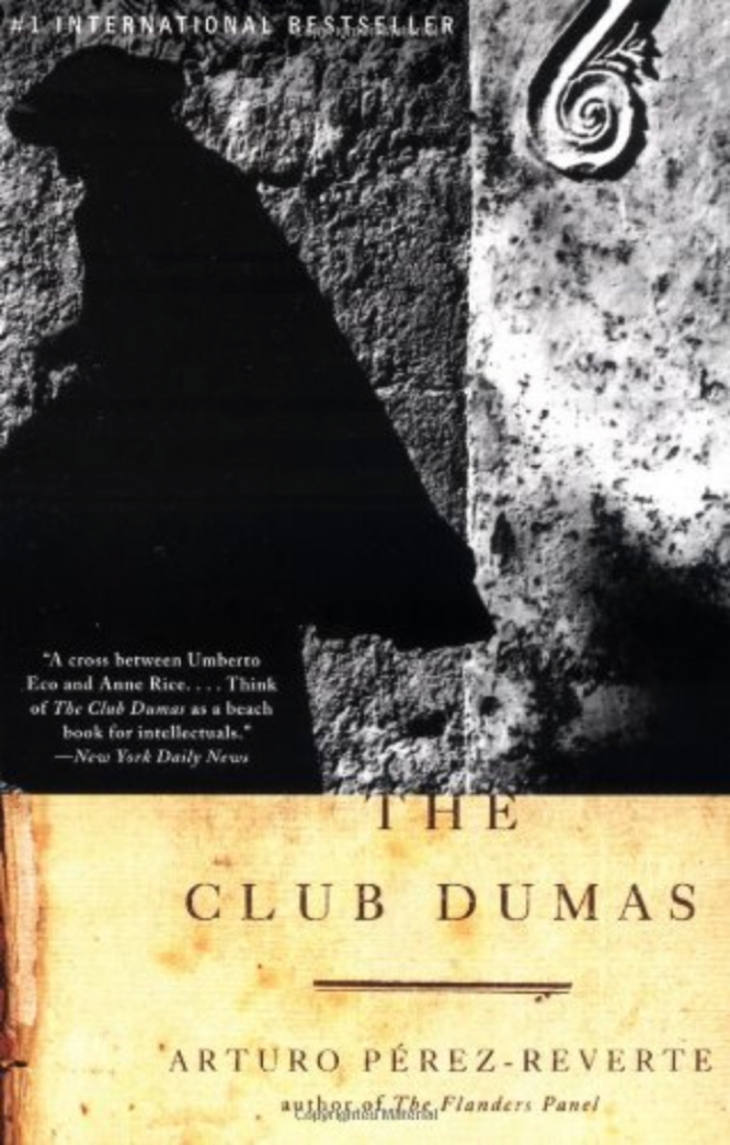 Perez-Reverte The Club Dumas